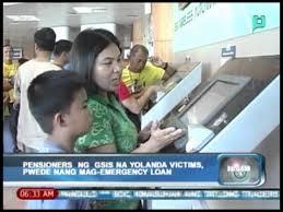 yolanda victim sss loan